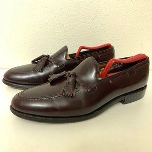 Allen Edmonds Grayson Cordovan Dress Loafer, 8.5B